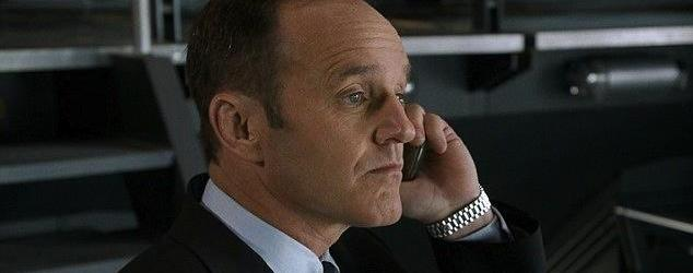 Agent Coulson Phone