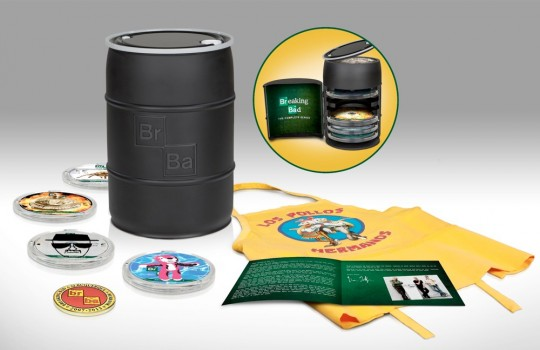 'Breaking Bad' complete box set
