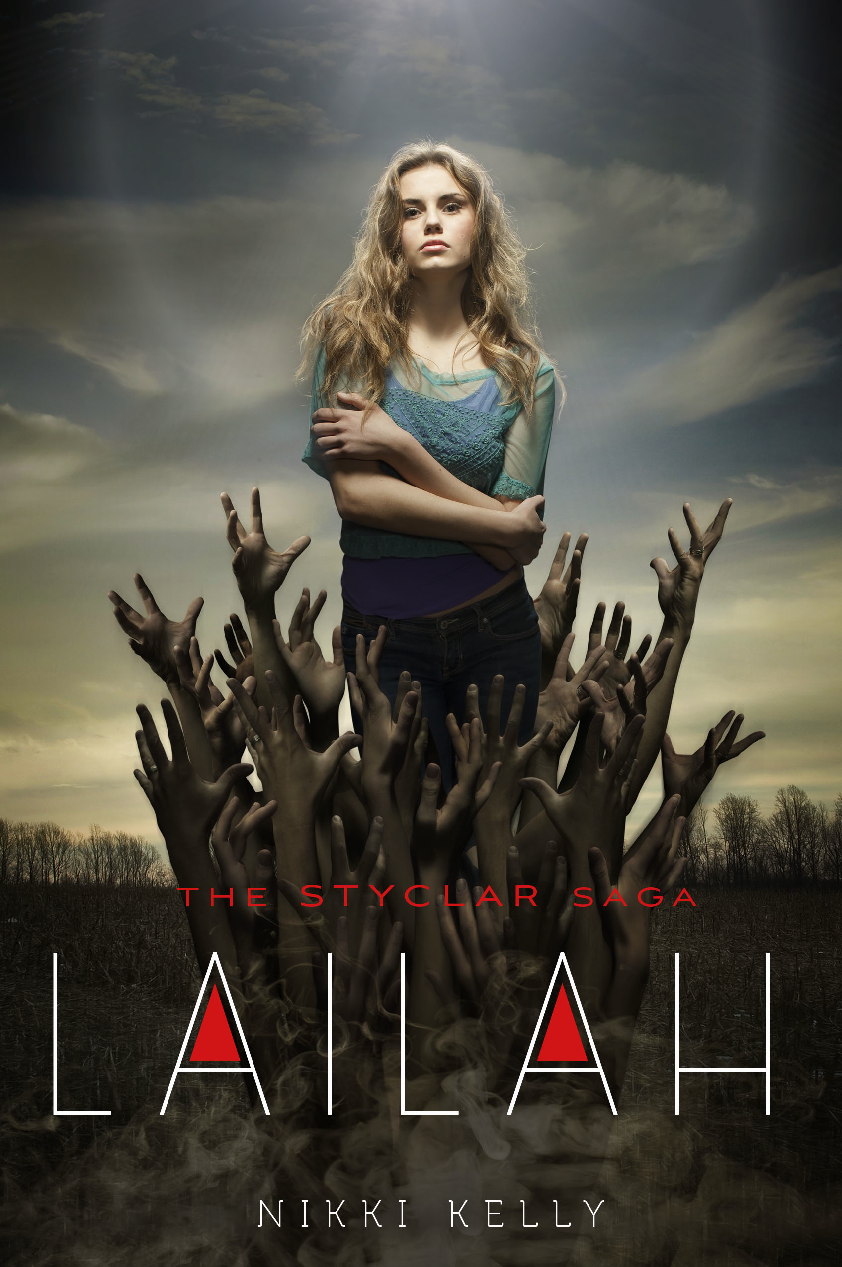 Lailah by Nikki Kelly cover reveal
