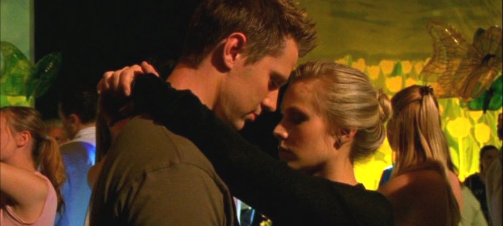 Best LoVe moments on Veronica Mars: Logan and Veronica at the dance