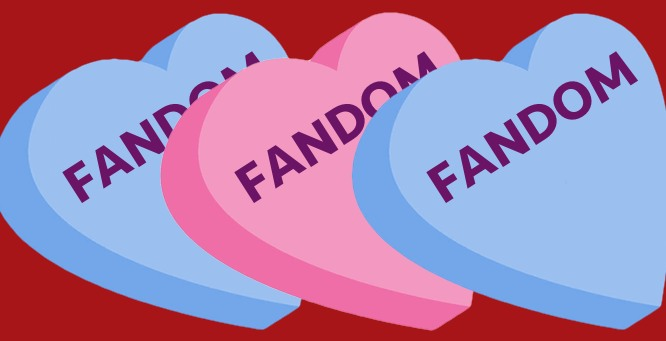 26 Candy Hearts For The Fandom Lover In Your Life