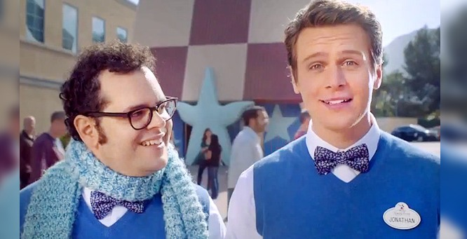 'The Making of Frozen': Kristen Bell, Jonathan Groff sing ...Kristen Bell And Jonathan Groff