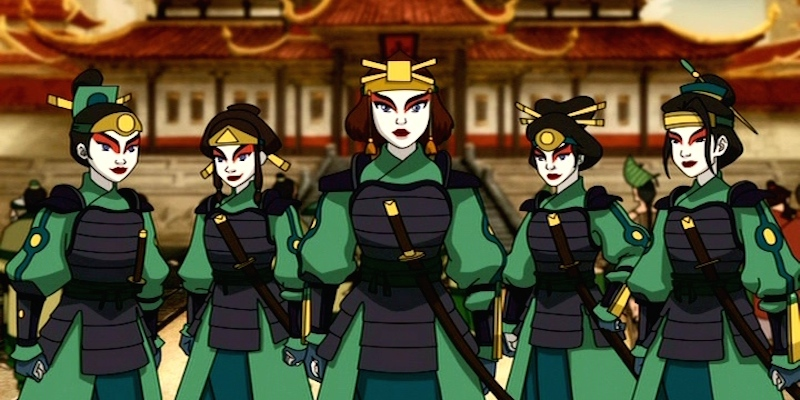 Kyoshi_Warriors