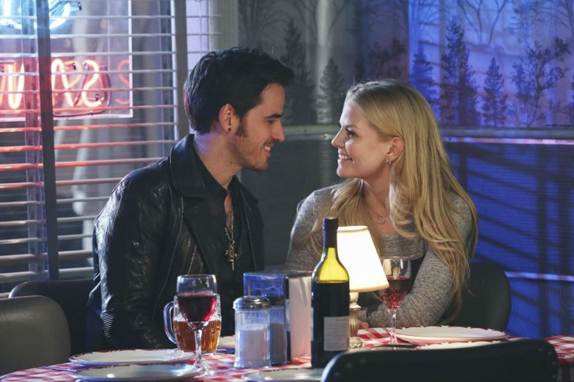 Once Upon a Time season 4 episode 13 Emma Hook 1