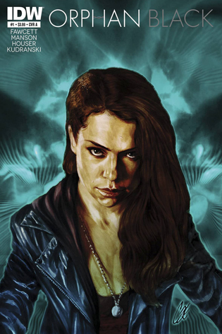 Orphan Black comic book review