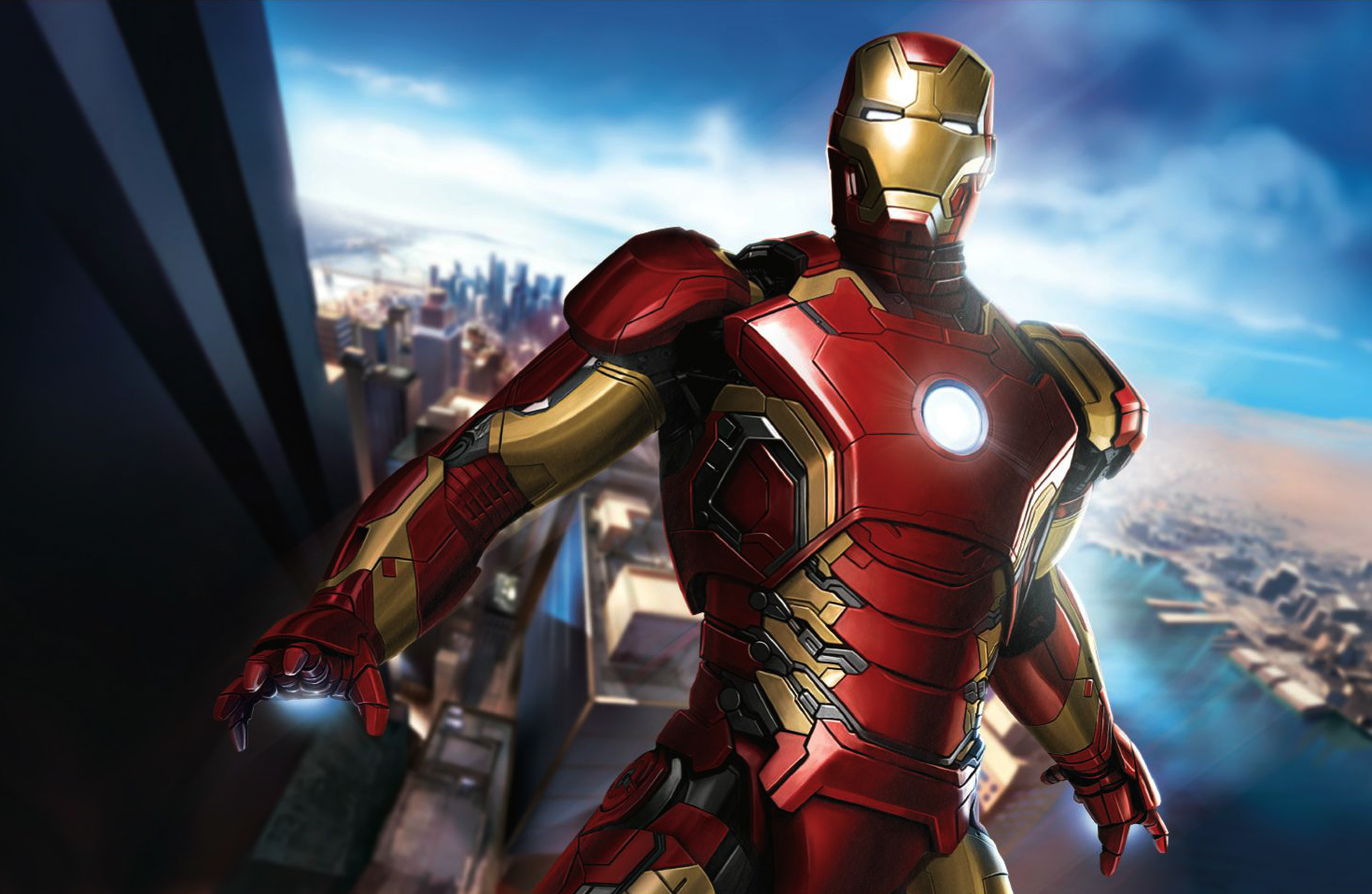 New Avengers Age Of Ultron Concept Art Shows The Vision