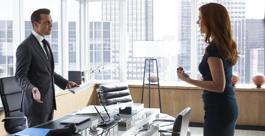 Suits' season 4, episode 12 recap: Those in ivory towers
