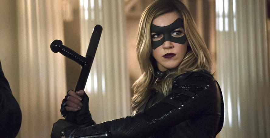 arrow black canary laurel lance