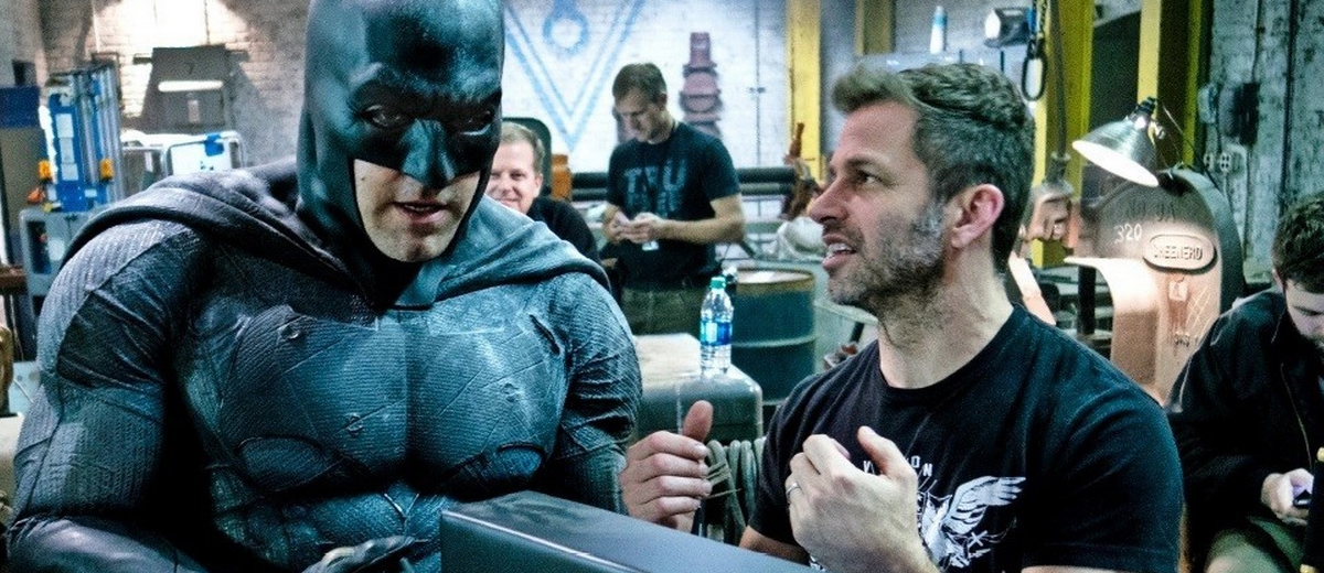 Zack Snyder drops out of 'Justice League' after fan backlash