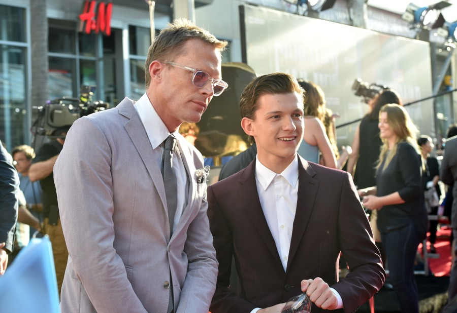 paul-bettany-tom-holland-spiderman-cinemacon