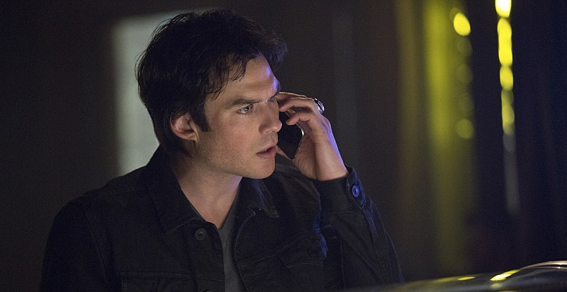 The Vampire Diaries' 7x17 review: Being human sucks | Hypable