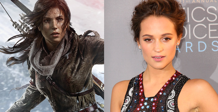Alicia Vikander Cast As Lara Croft In Tomb Raider Reboot Hypable