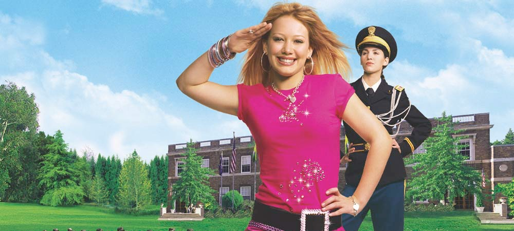 Netflix DCOMs Cadet Kelly