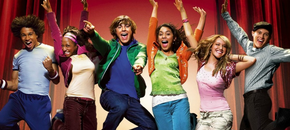 Netflix DCOMs High School Musical