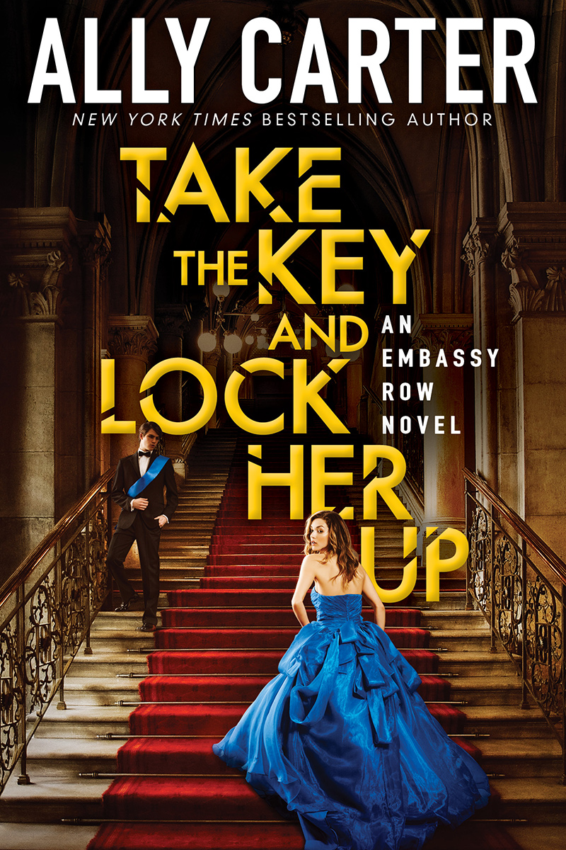 """""""Take-the-Key-and-Lock-Her-Up"""""""