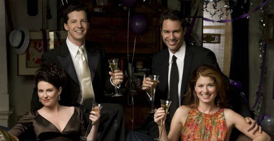 Will and Grace feature