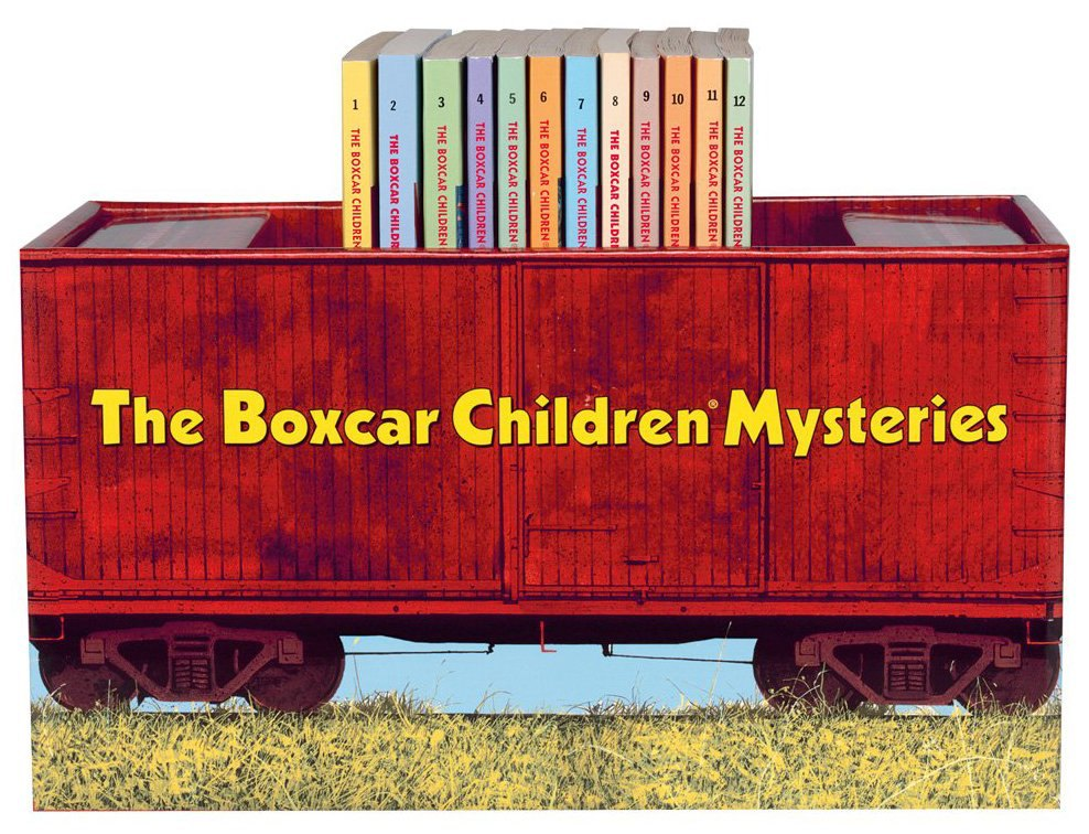 Boxcar Children' movie series in the works for 2017