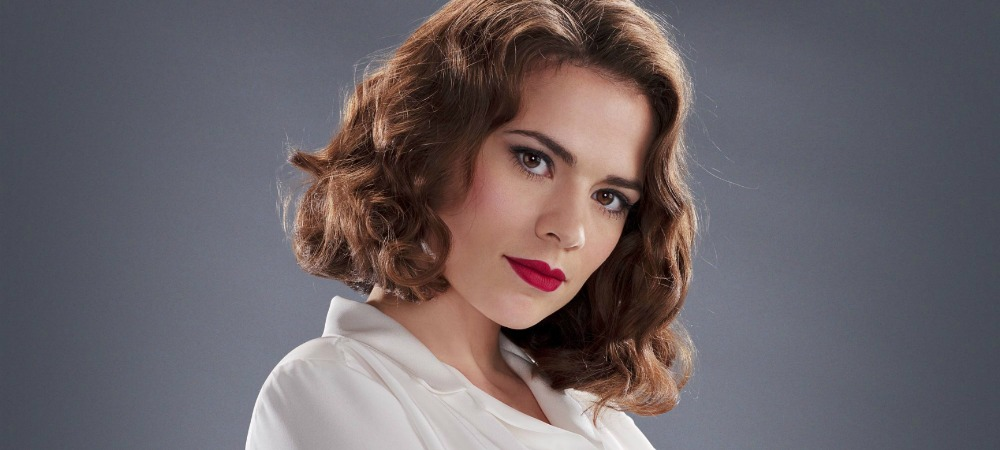 Agent Carter in The First Avenger