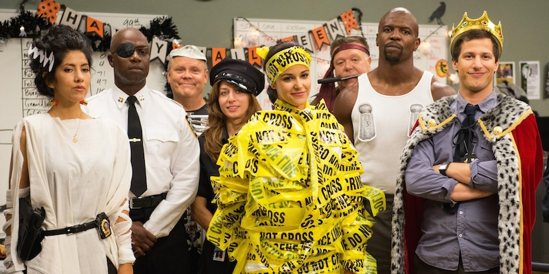Brooklyn Nine-Nine Halloween