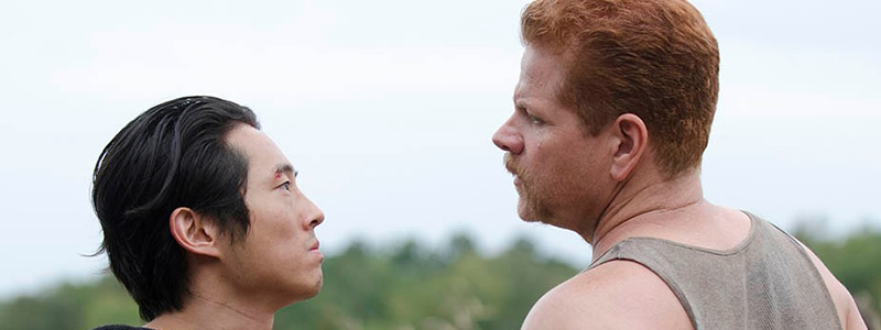 The Walking Dead 4x11 Abraham
