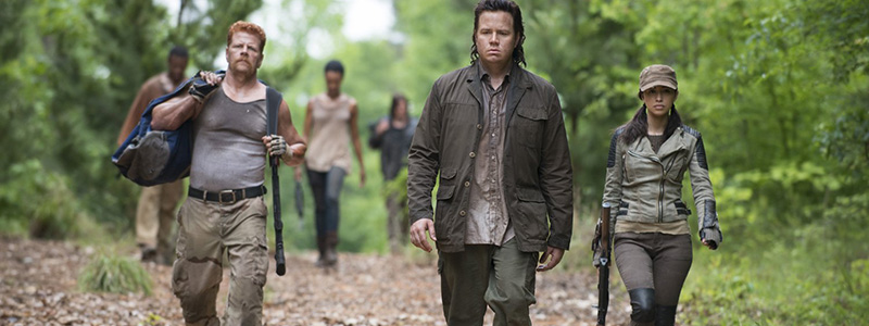 The Walking Dead 5x02 Abraham