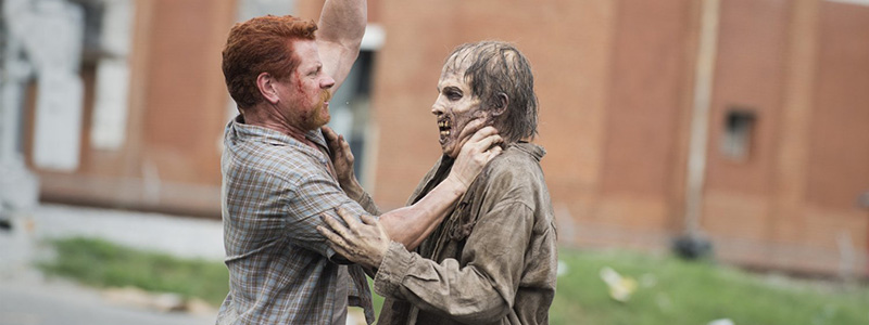 The Walking Dead 5x05 Abraham
