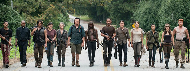 The Walking Dead 5x10