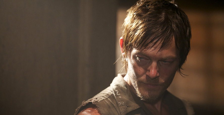 The Walking Dead Daryl 3x06