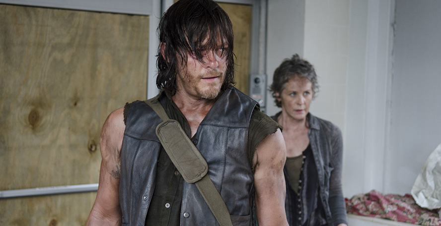 The Walking Dead Daryl 5x06
