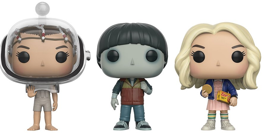 Funko Reveals Stranger Things Pop Vinyls And They Re