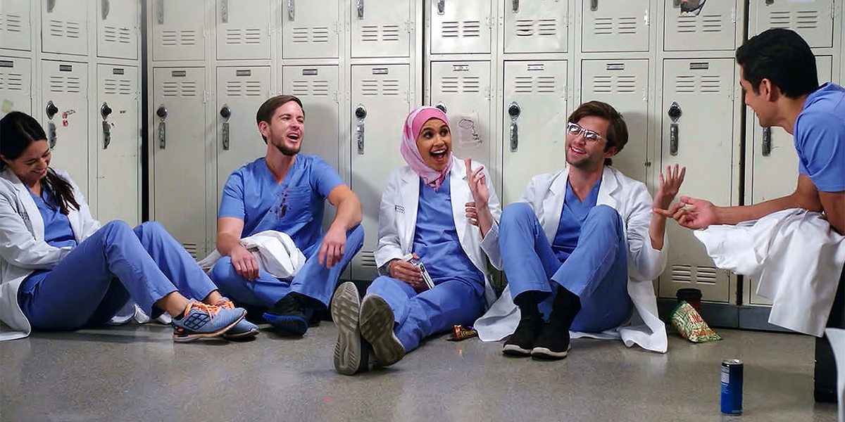 Greys Anatomy B Team Review Great But Far Too Short