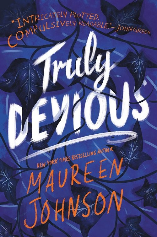 truly devious maureen johnson