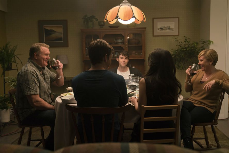 beyond season 2 family dinner