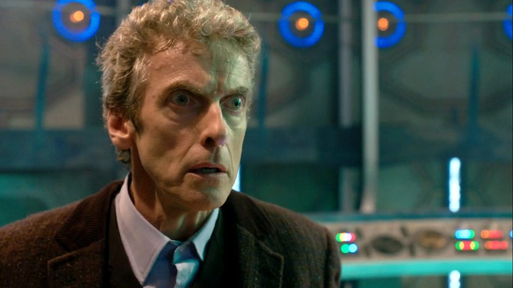 doctor who grouchy capaldi