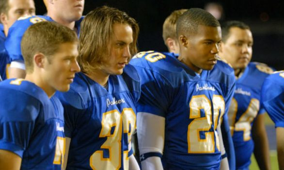 Friday Night Lights team