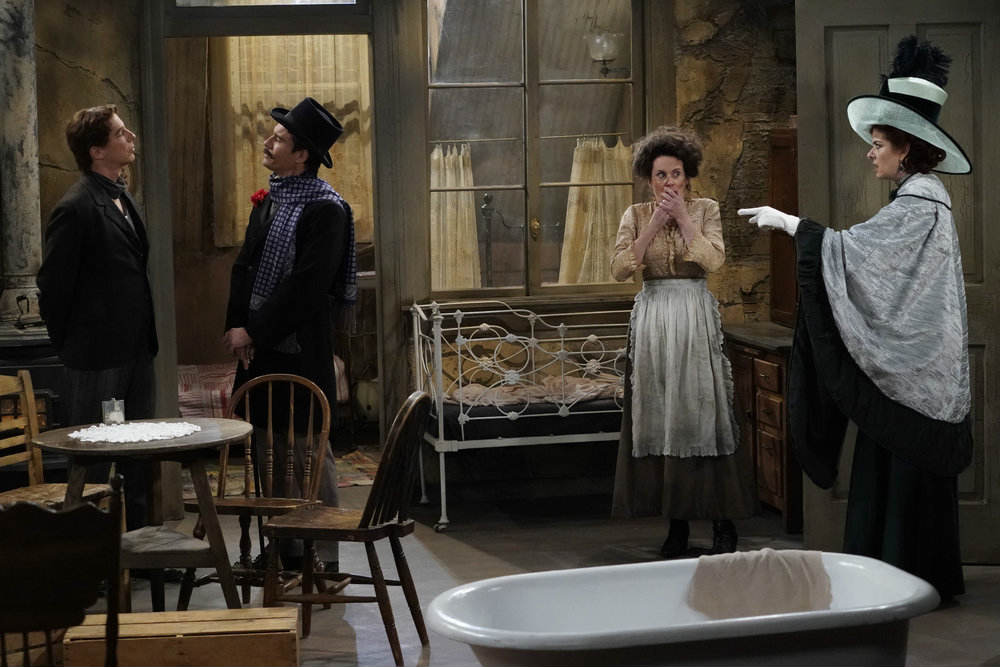 Will and Grace stand alone special