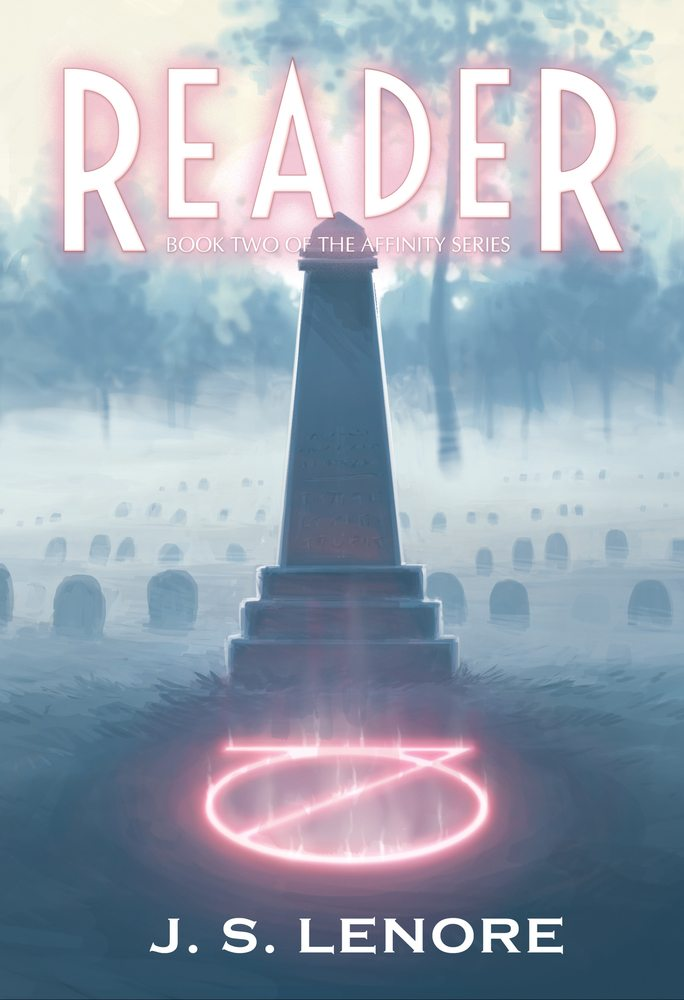 READER by J.S. Lenore