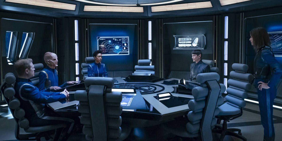 star trek discovery federation