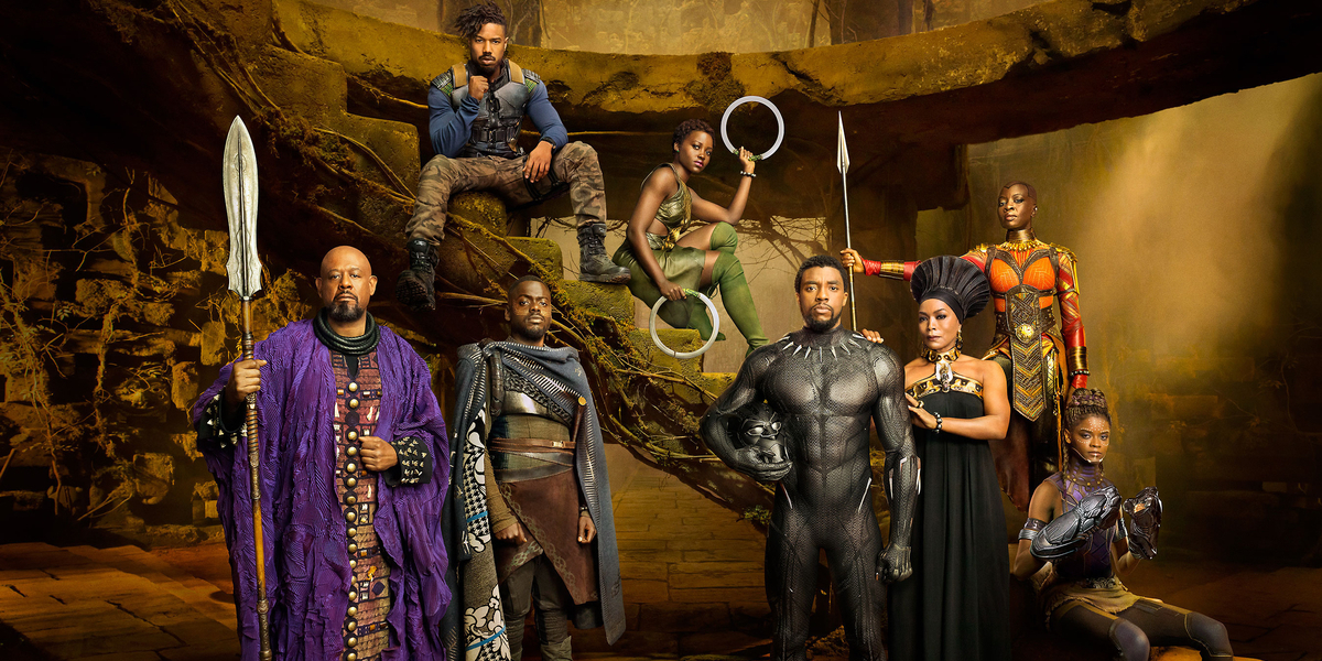 wakanda black panther cast