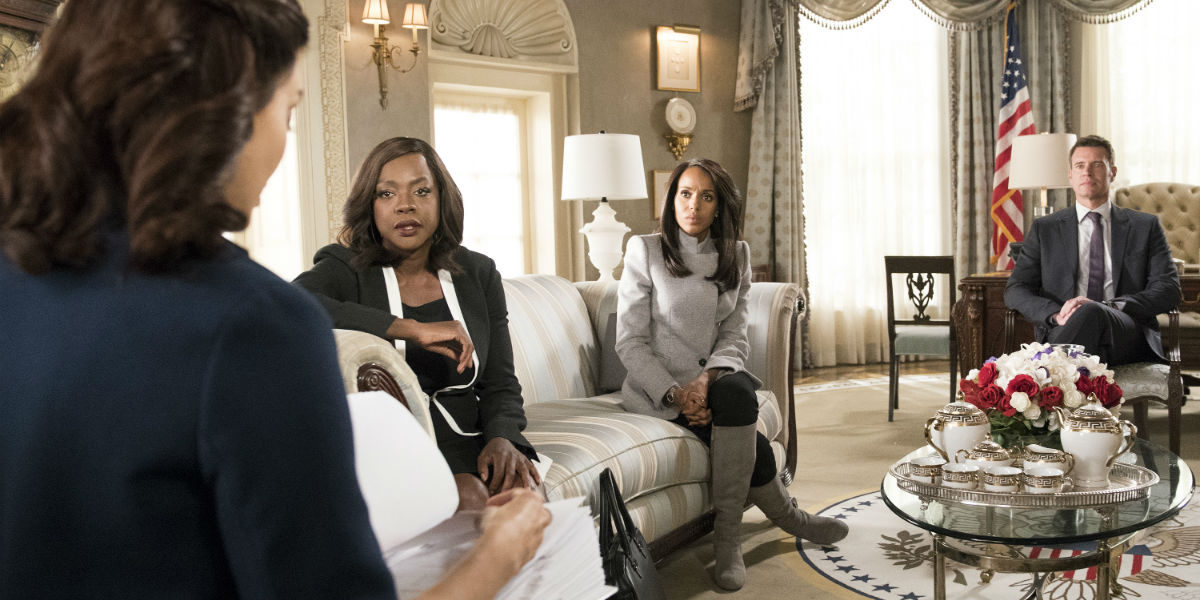 Scandal tgit crossover