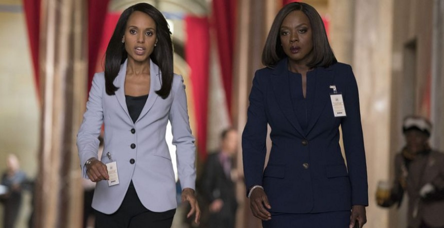 how to get away with murder 4x13, annalise keating, olivia pope
