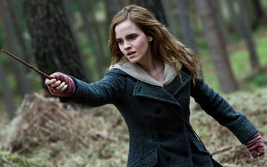 hermione, fantastic beasts 2