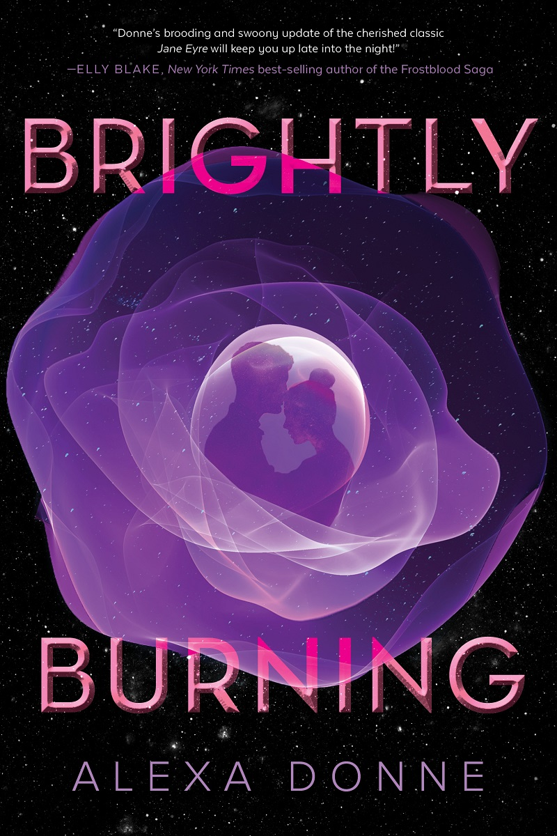 brightly burning, alexa donne
