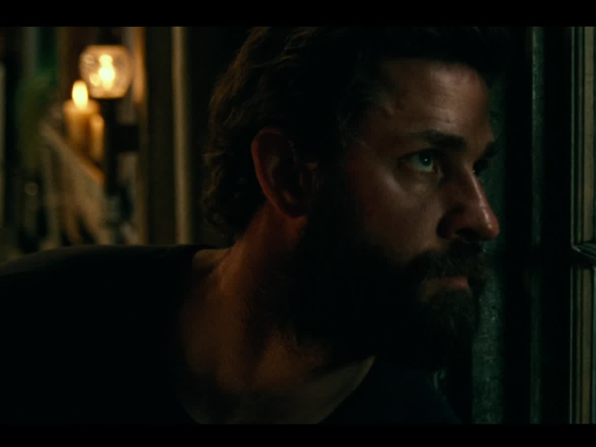 a quiet place krasinski
