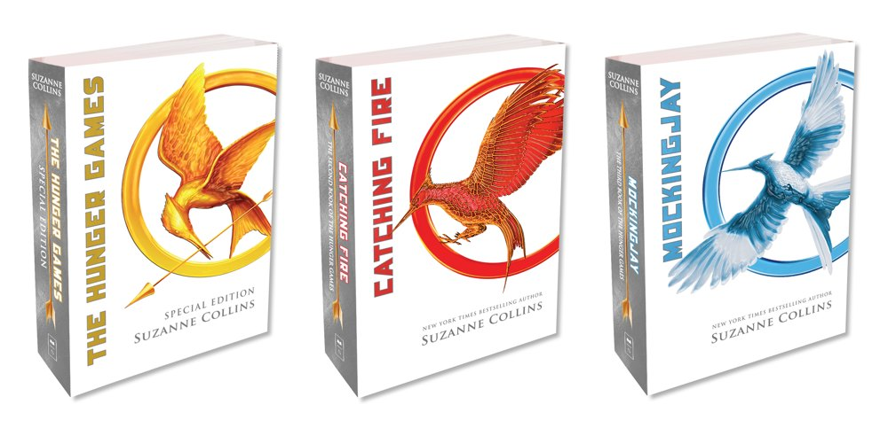 how many books are there for the hunger games