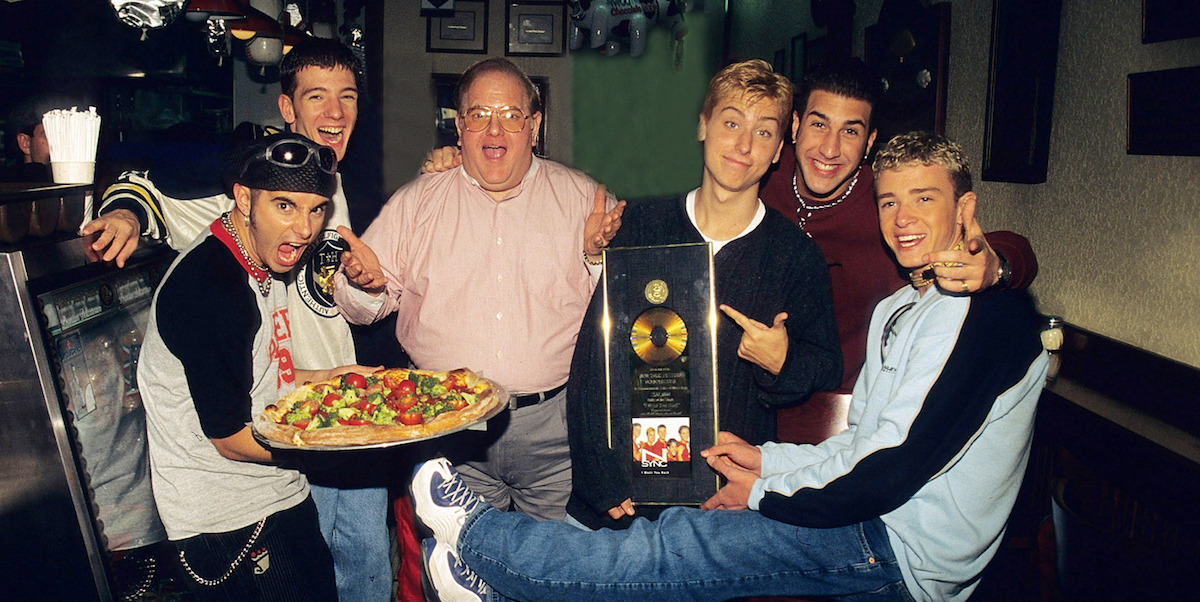 YouTube orders Lance Bass documentary on infamous record exec Lou Pearlman | Hypable