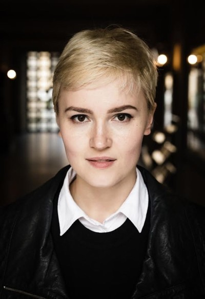 Author Veronica Roth