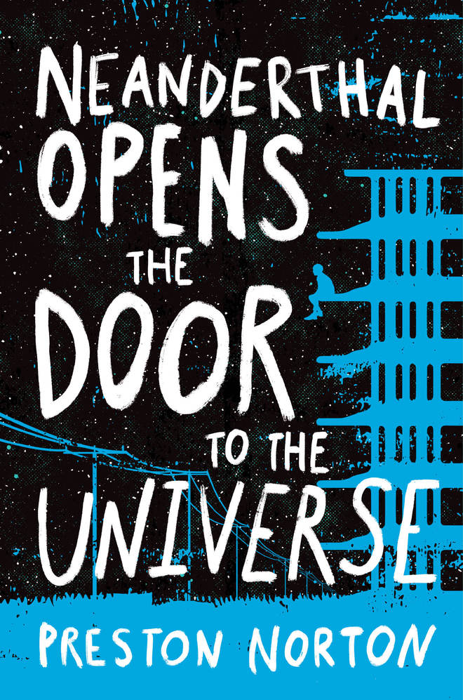'Neanderthal Opens the Door to the Universe' by Preston Norton