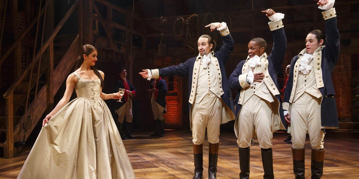 Hamilton' characters: Who are these people, what are they