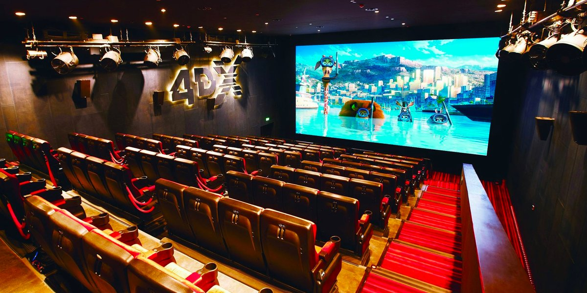 The 4DX movie experience review: Is it worth it? | Hypable